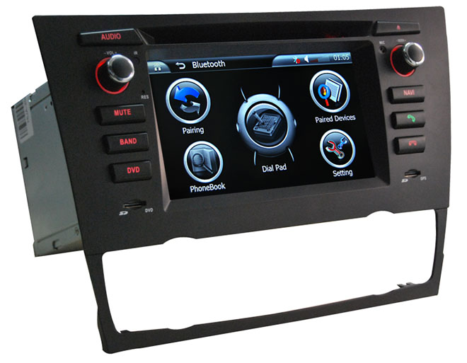 BMW 3 Series 2 din car dvd