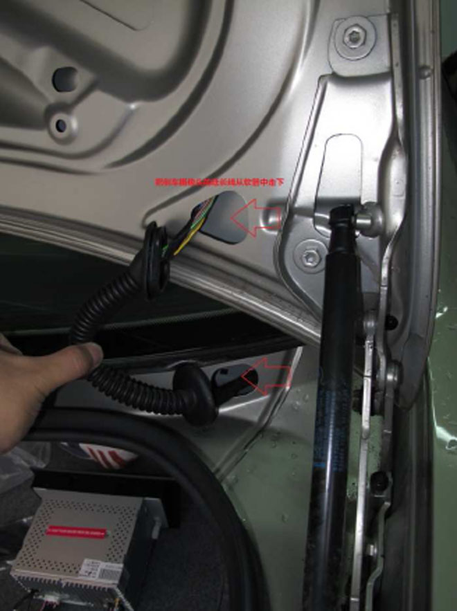 BMW 3 Series installation_17