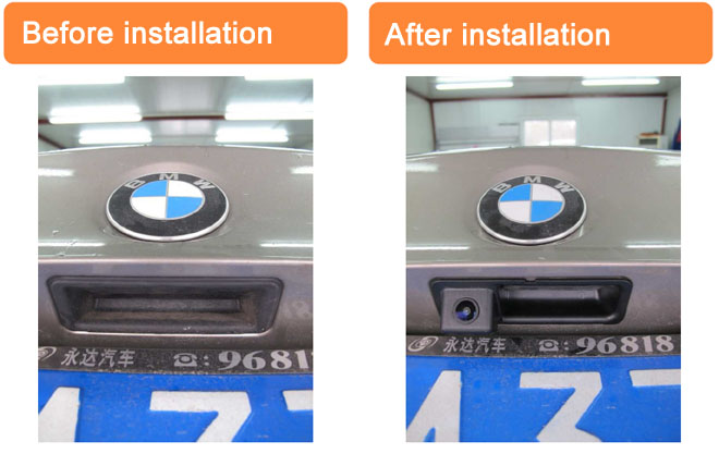 BMW 3 Series installation_20