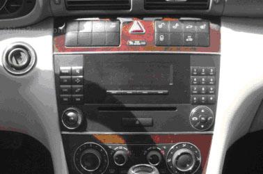 Benz C-Class original CD