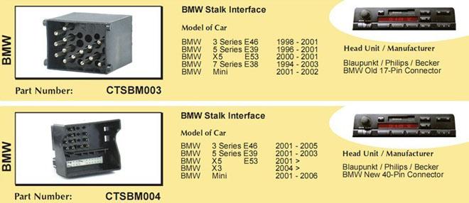 power cable fit to BMW E46 M3 BMW M5 E39 E53
