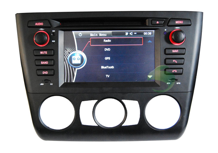 car stereo update for bmw 1 series e81 e82 e88 car dvd player blog rh seicane com BMW Clock BMW Power