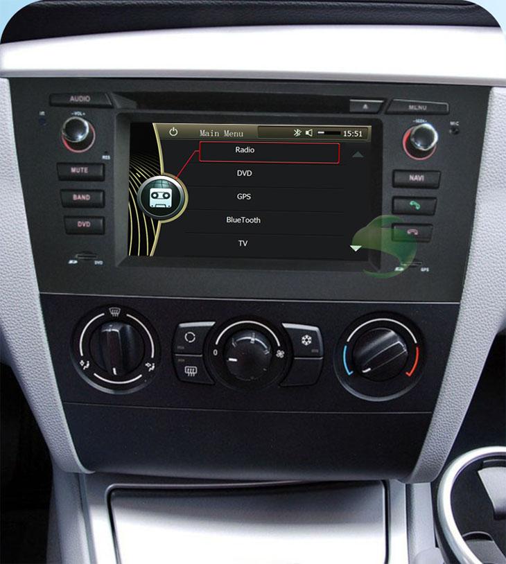 car stereo update for bmw 1 series e81 e82 e88 car dvd player blog rh seicane com bmw motorcycle audio system manual bmw k1600gtl audio system manual