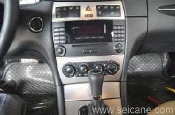 Mercedes-Benz CLK-W209 C-Class W203 DVD Player Installation