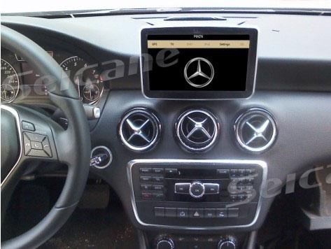 Mercedes Benz A/B class Navigation System Installation Manual