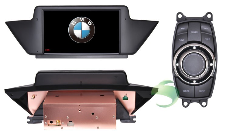 Picture for BMW X1 E84 GPS navigation