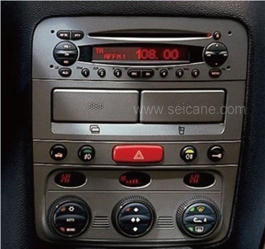 Original car's CD