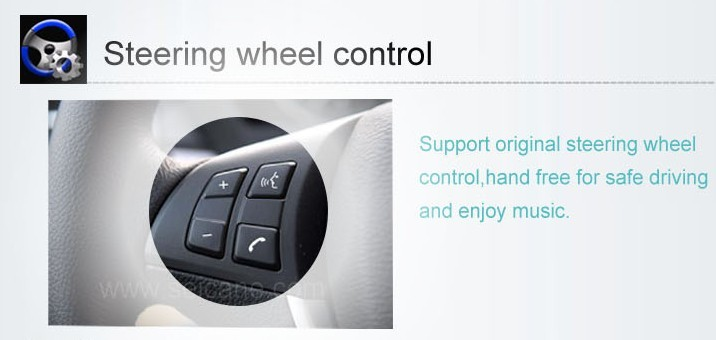 Keeping your original BMW 1 Series F20's steering wheel control