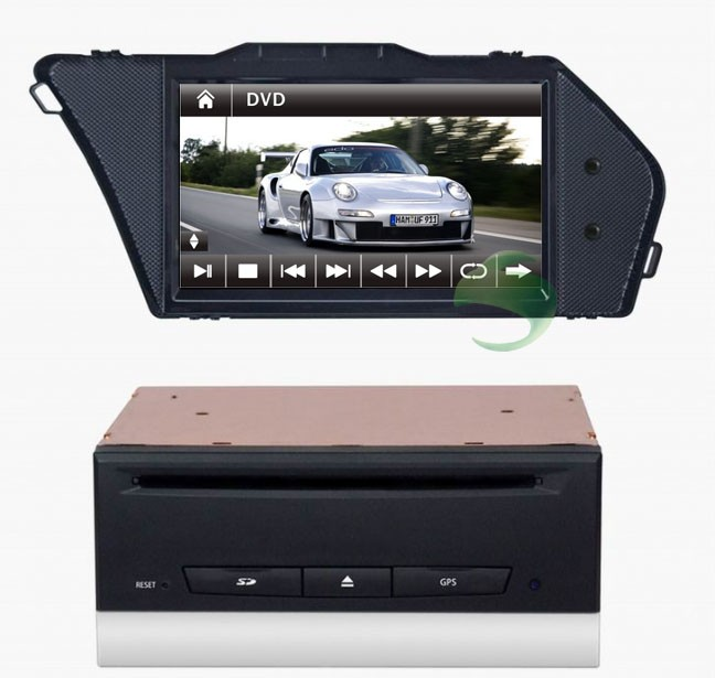 the special DVD player for Mercedes-Benz GLK X204