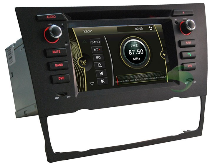 The car radio function about this car dvd player