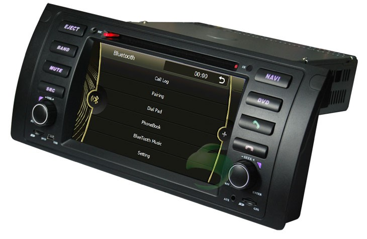 The car Bluetooth function of this DVD player with GPS