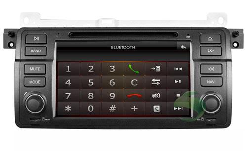 Car Nav GPS Navigation System