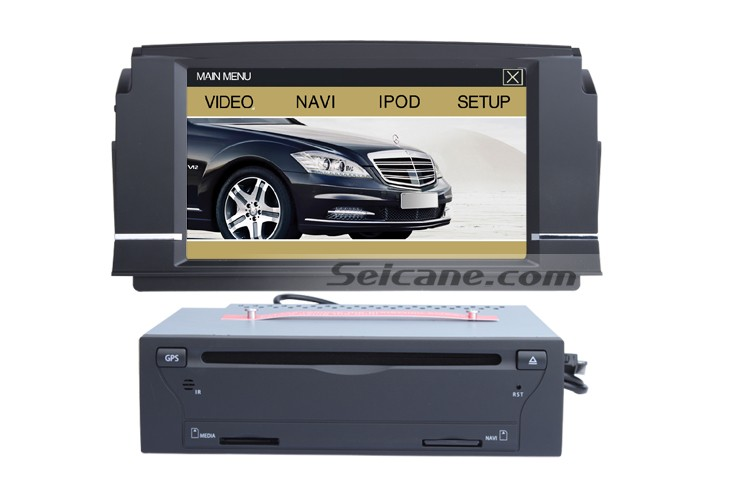 one Sub-machine of Car DVD