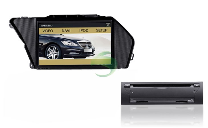 One car DVD player for Mercedes-Benz Series