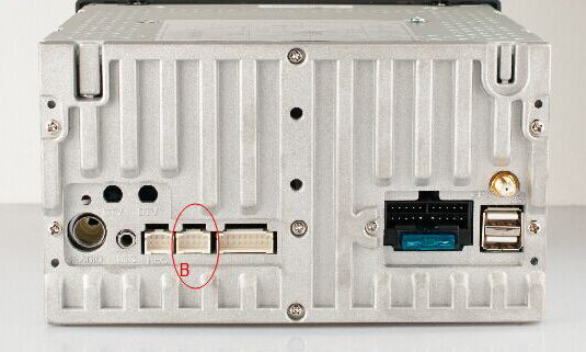 General issues about Android 4.4.4 2000-2007 BMW X5 E53 DVD GPS radio removal-3