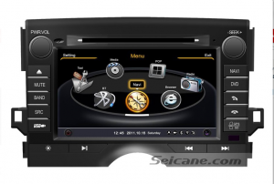 navigation dvd car stereo of 2010 Toyota Raze