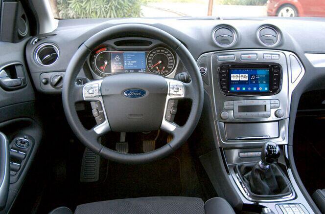 Bekend Ford Mondeo Radio | car dvd player blog - seicane.com QO-66