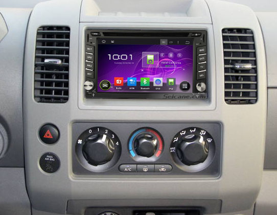 How To Upgrade 2005 20062010 Nissan Pathfinder Radio Touch Rhseicane: 2006 Ford Escape Touch Screen Radio At Gmaili.net