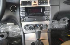1. The picture of the original CD player and 6-disc CD player