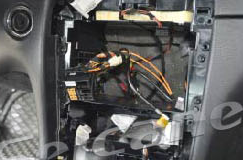 the wiring diagram as follows  put the plug of the car in the