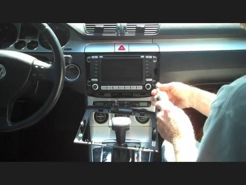 A detailed installation guide for a 2010 2011 VW Volkswagen Passat