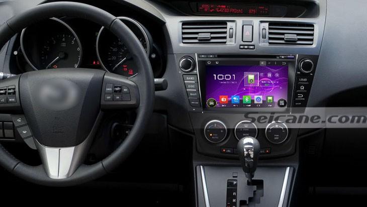 2009 2012 mazda 5 car stereo installation car dvd player blog 2009 2012 mazda 5 after installation sciox Images