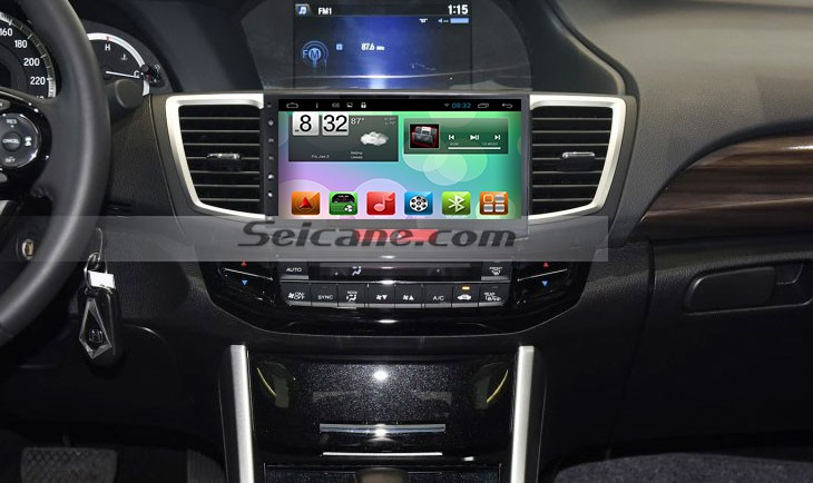2013 2014 2015 Honda Accord 9 20l Car Stereo Installation Dvd Rhseicane: Car Radio Honda Accord At Elf-jo.com