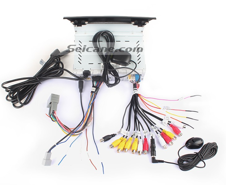 2009-2013 HONDA PILOT Radio Removal and Installation | Seicane on honda element wiring harness, honda v12, honda accord wiring harness, honda dvd player, honda generator wiring harness, honda ignition lock, honda engine wiring harness,