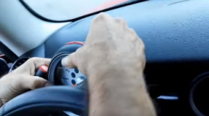 Remove the tachometer and set it aside