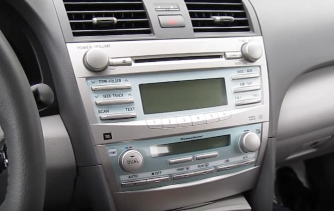2006 2007 2008 2009 2010 Toyota Camry Gps Bluetooth Car Radio Rhseicane: 2010 Toyota Camry Radio At Gmaili.net