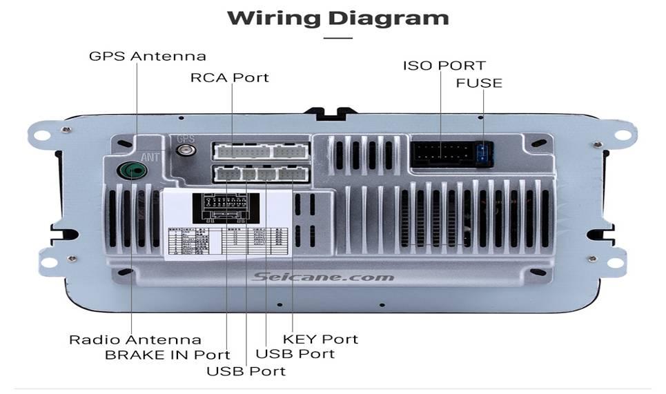 2011 2012 2013 2014 Vw Gti Car Radio With Bluetooth Gps Installation Seicane