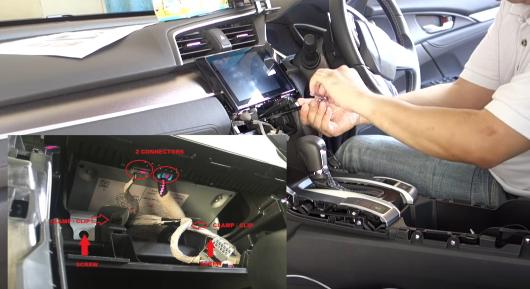 2016 HONDA CIVIC Car Radio | car dvd player blog - seicane com