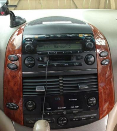 Toyota Sienna | car dvd player blog - seicane com