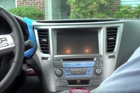 2009 2010 2011 2012 2013 Subaru outback GPS Car Radio