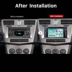 2006 2007 2008 2009 2010-2011 Chevy Chevrolet Epica Car Radio after installation