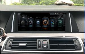 car gps navigation radio for 2011 2012 BMW 5 Series