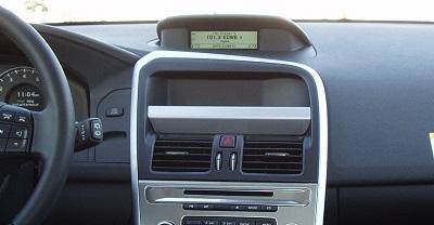 Volvo XC60 Radio