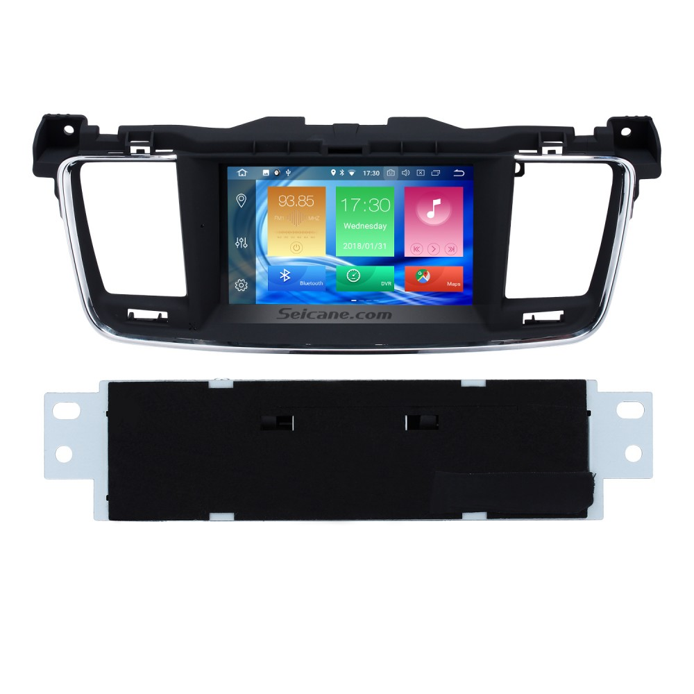 Aftermarket GPS Android 8 0 Radio DVD Player Bluetooth