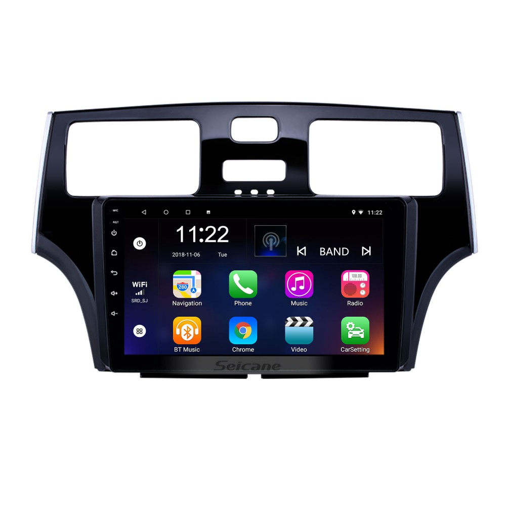Android 8 1 GPS Navigation Car Multimedia Player for 2001