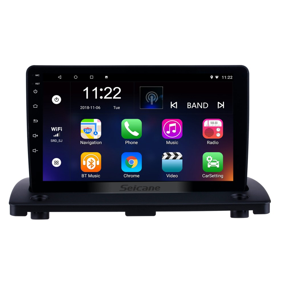 2004-2014 Volvo XC90 Android 8 1 9 inch HD Touchscreen Radio