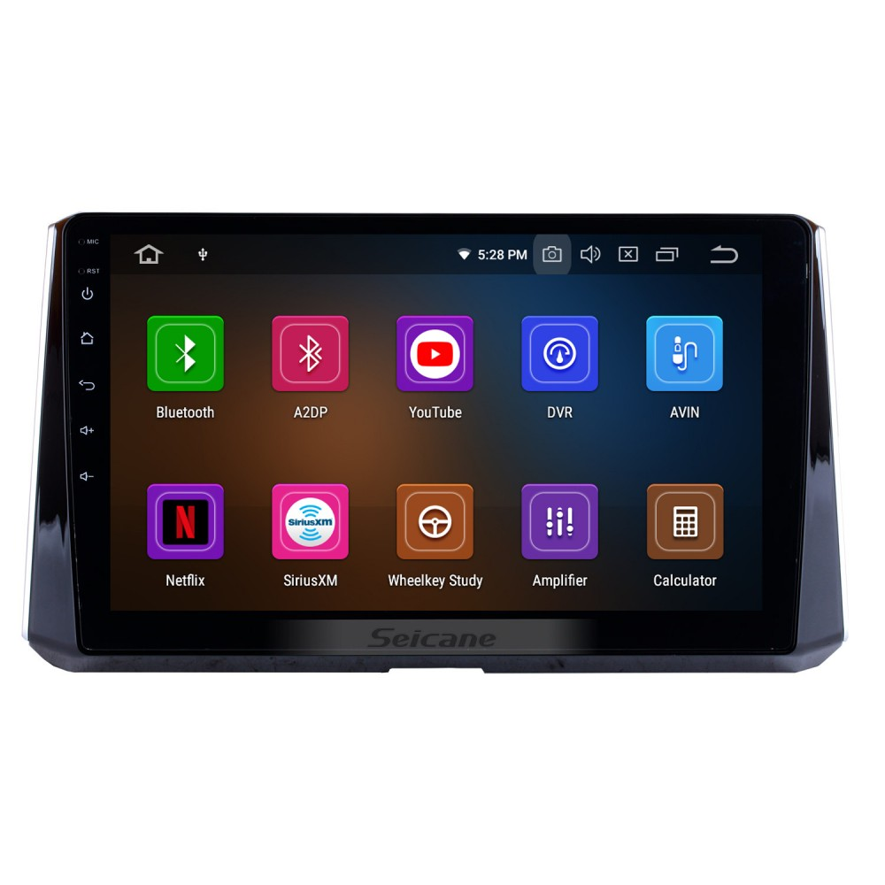 9'' Quad-Core Stereo GPS WiFi 4G BT OBD DAB Mirror Link For 06-12 ...