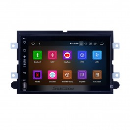 Android 9.0 DVD GPS In Dash Radio System for 2005-2009 Ford Mustang with 3G WiFi Bluetooth Mirror Link OBD2 Rearview Camera