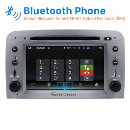 Alfa Romeo 147 DVD player with GPS navigation Radio Bluetooth Ipod