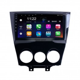 Android 10.0 9 inch for 2003-2010 Mazda RX8 Radio HD Touchscreen GPS Navigation System with Bluetooth support Carplay Backup camera
