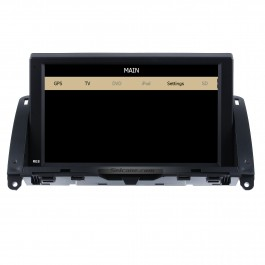 8 inch Touch Screen 2007-2011 Mercedes-Benz C Class W204 Head Unit GPS Navigation System with Ipod USB SD AUX Rearview CANBUS