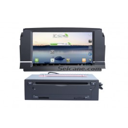 Android Mercedes-Benz C Class W204 head unit DVD player GPS navigation system with 3G Wifi Radio Bluetooth