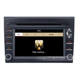 Car DVD player for Porsche CAYMAN with GPS Radio TV Bluetooth