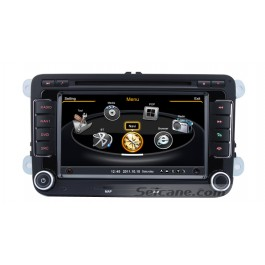 Car DVD Player GPS Radio replacement System for VW Volkswagen Series Support Bluetooth 3D Voice Navigation WinCE System with 3G WiFi 20 disk virtual CD changer