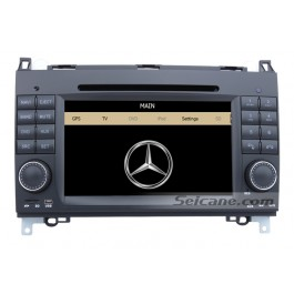 Car dvd player for Benz A-class W169 with GPS radio TV bluetooth