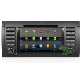 Android 7 Inch Car DVD Player for BMW 5 Series E39(Touchscreen,GPS,TV,Ipod,3G,Wifi)-3